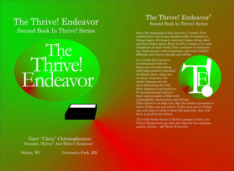 The Thrive! Endeavor Book Cover