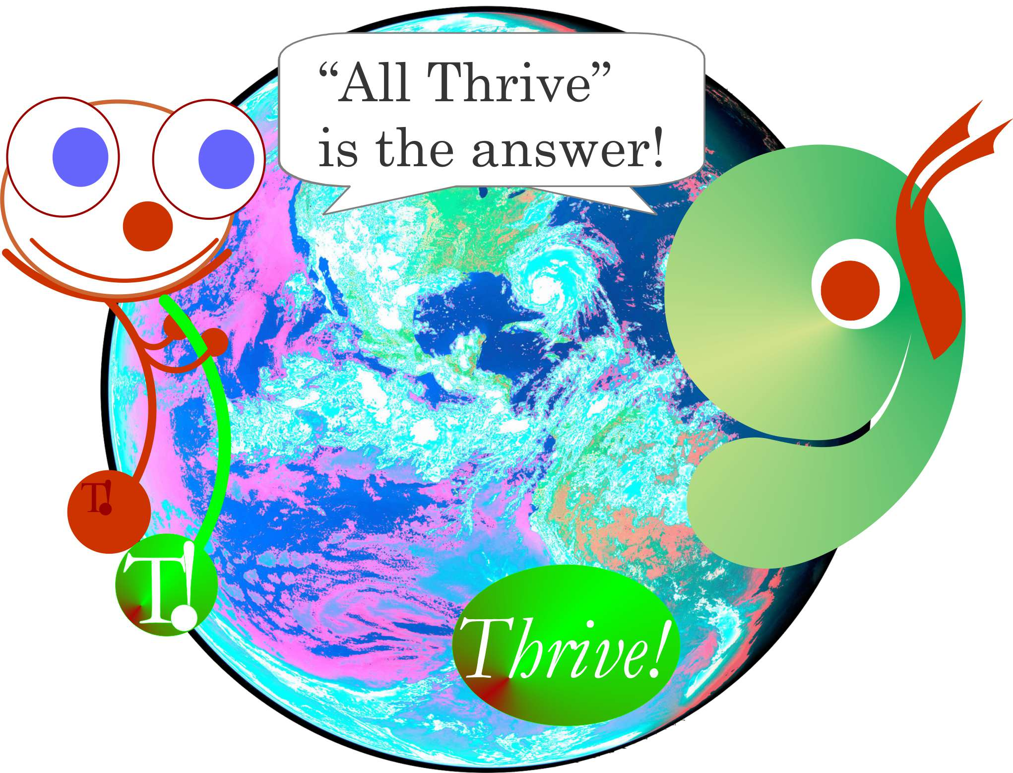 Thrive or Not to Thrive?